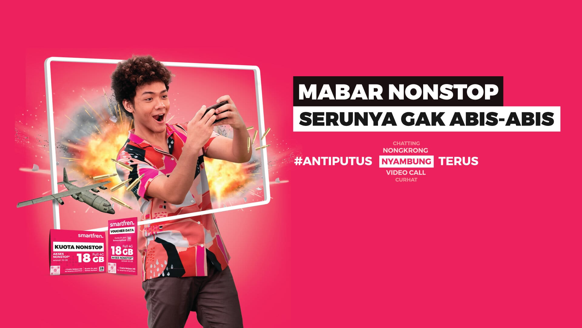 Smartfren Unlimited Nonstop